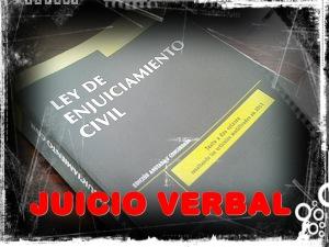 JUICIO VERBAL